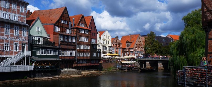 Lüneburg, Am Stint, Hypnose