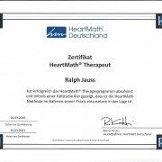 Zertifikat-Herzkohärenz